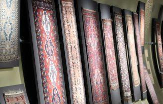 Azerbaijan Carpet Museum in Baku.